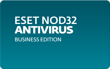 ESET NOD32 Antivirus Business Edition newsale for 100 users