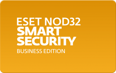 ESET NOD32 Smart Security Business Edition newsale for 15 users